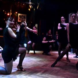 Lady Latin Dance
